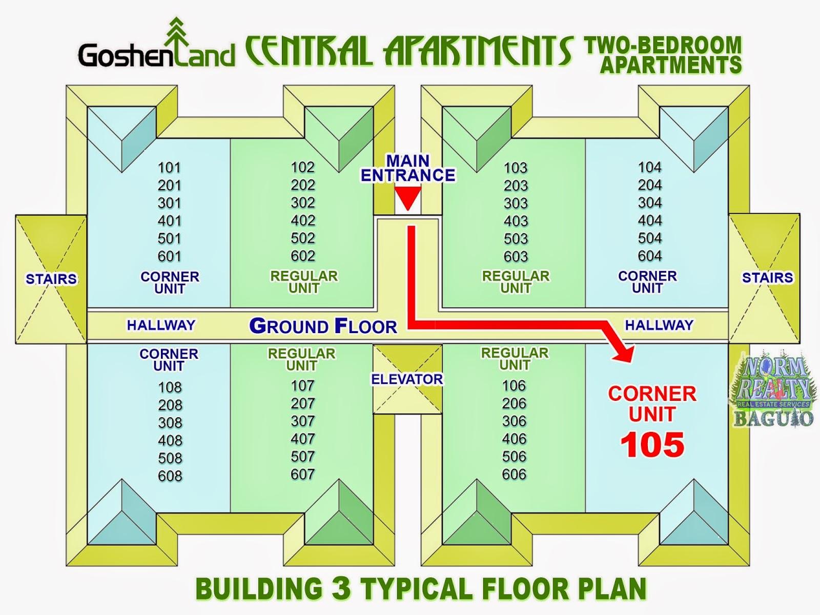 24 Unit Apartment Building Plans Images