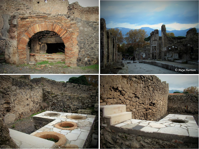 Pompeii Naples Italy Mt Vesuvius
