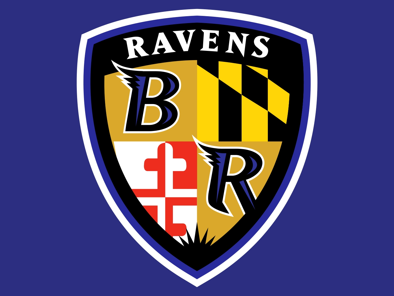 My Logo Pictures: Baltimore Ravens Logos