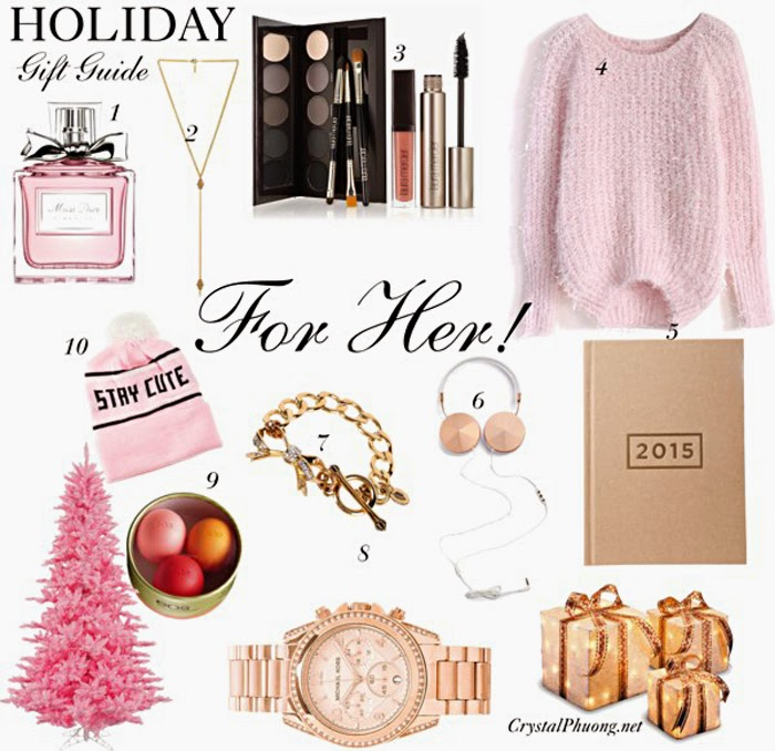 CrystalPhuong Singapore Travel Lifestyle Blog HOLIDAY GIFT GUIDE FOR HER