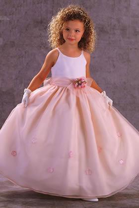 1001 fashion trends: Flower girl dresses