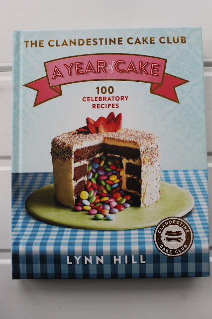 The Clandestine Cake Club A Year of Cake cookbook recipes baking