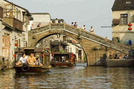 Kanal Suzhou