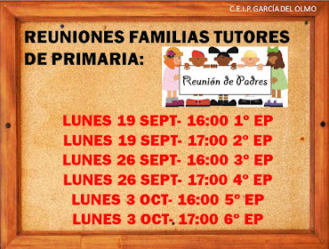 REUNIÓN FAMILIAS