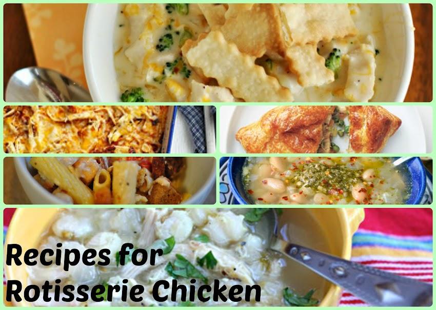 Rotisserie Chicken Obsession