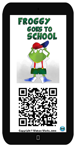 http://www.teacherspayteachers.com/Product/Froggy-Goes-to-School-Listening-Center-Card-FREEBIE-1458443