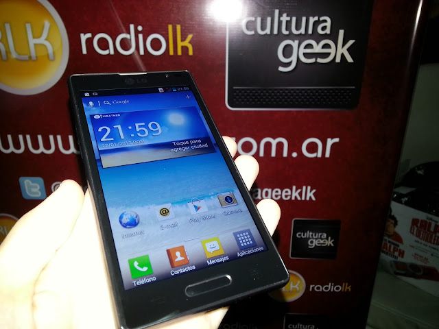 Review LG Optimus L9