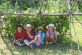 Image Children at Gamiing Nature