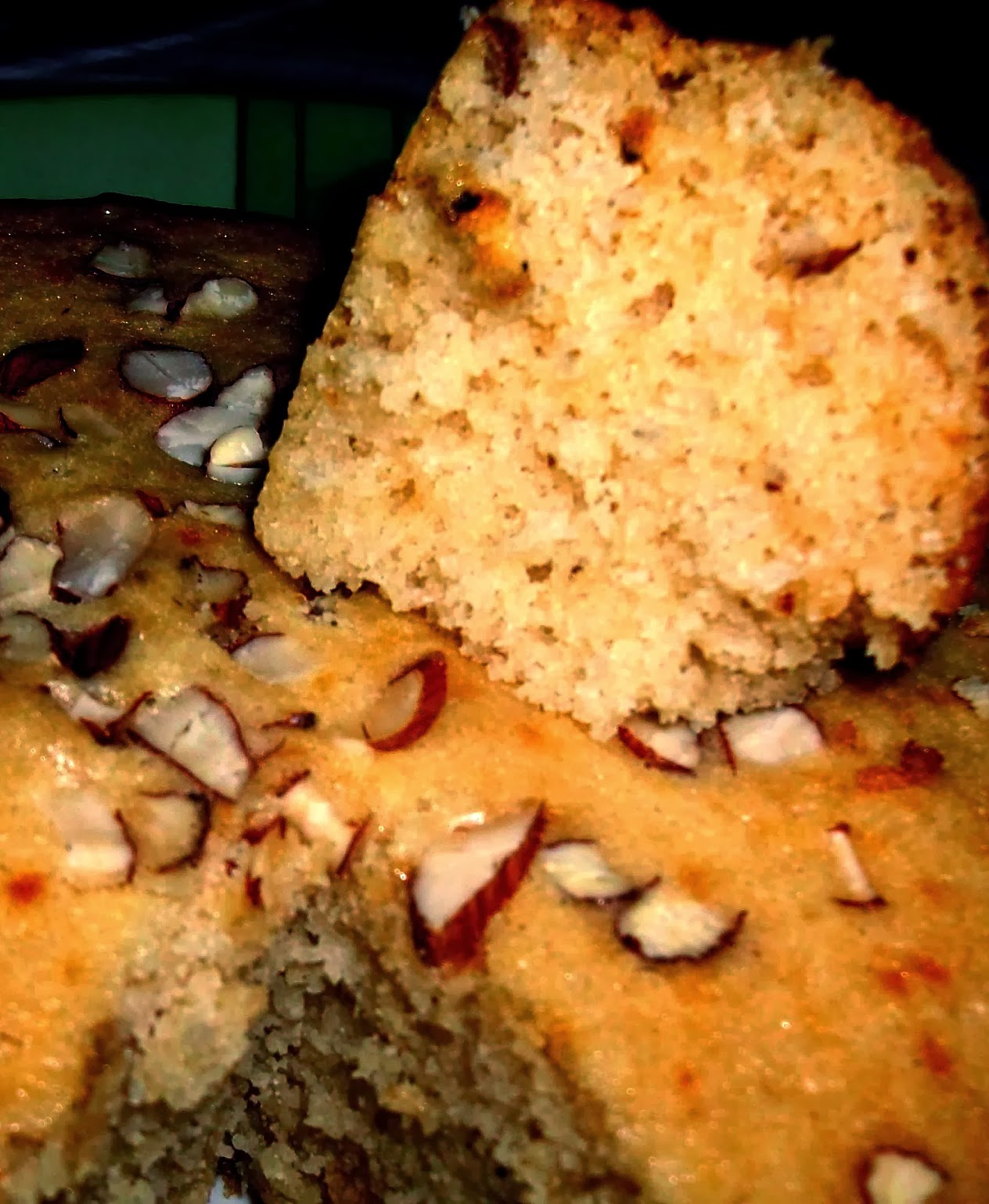 Sponginess In Cake