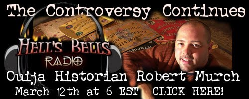 Darren Evans interviews Ouija Guru Robert Murch