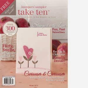 Published in Take Ten Winter 2015
