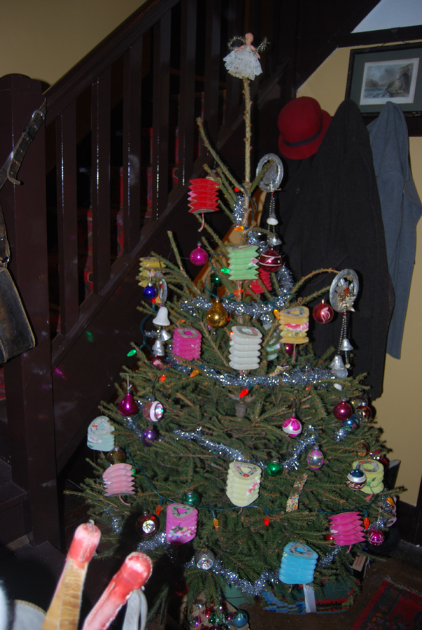 50s Christmas Decorations