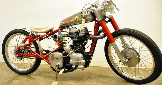 Royal Enfield Motorcycles: Royal Enfield custom bobber by ...