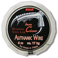 the only wire for pike fly fishing