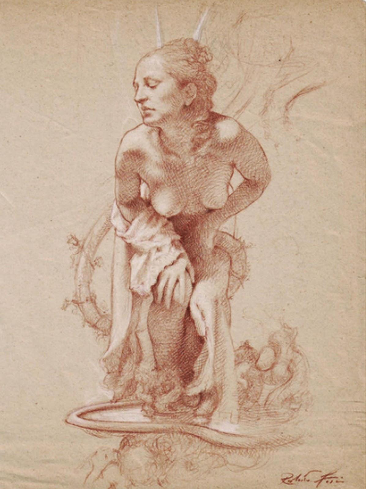 dibujos-de-mujeres-hechos-a-lapiz