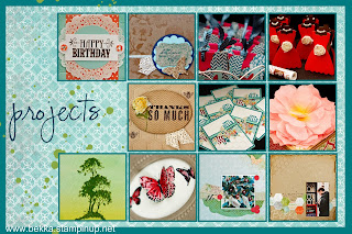Bekka's crafty review of the year 2013 - check it out here