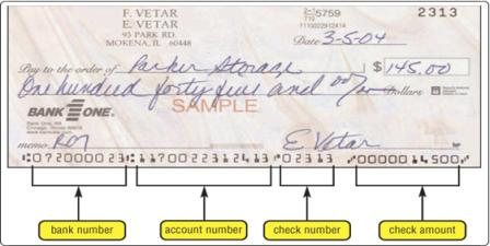 how to know micr code in cheque