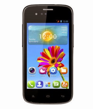 Buy Gionee P2 (Black) Rs. 4850 only at Snapdeal.