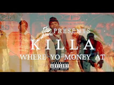 "Killa Fresh - ""Where Yo Money At"" Video {Dir. By Jay Pusha}"