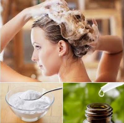 Chăm sóc tóc hư tổn cho ngày hè với 3 công thức