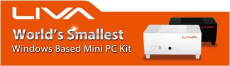 LIVA Mini PC