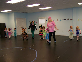 charlotte area dance school myers park