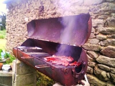 Mangal e itleri zorda kalanlardan yarat c fikirler baba monk ki isel sayfam - Fabriquer un barbecue avec un chauffe eau ...