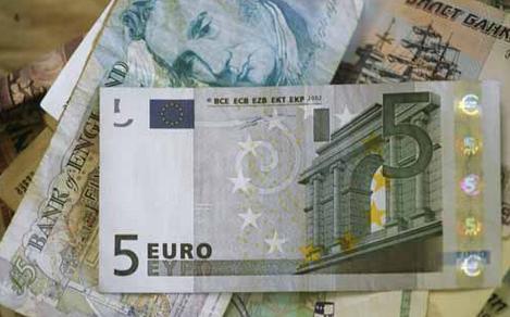 Kurs perdagangan euro