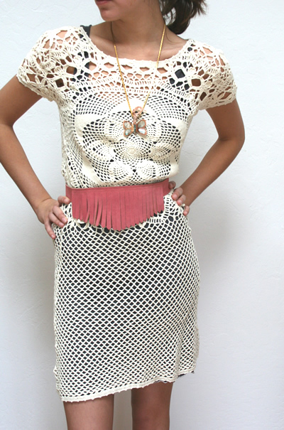 Crochet Fashion : IfeCrochet: High Fashion Crochet