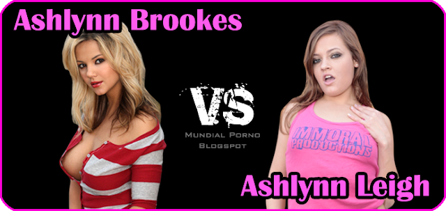 Ashlynn Brookes vs Ashlynn Leigh