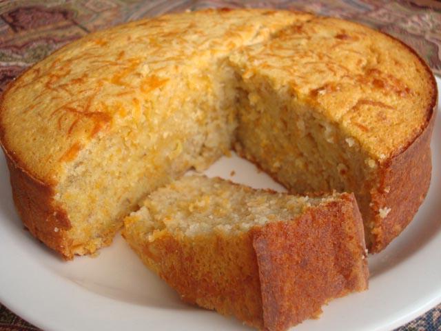 Cara Membuat Kue Bolu Pisang Keju ~ ZOTA RESEP