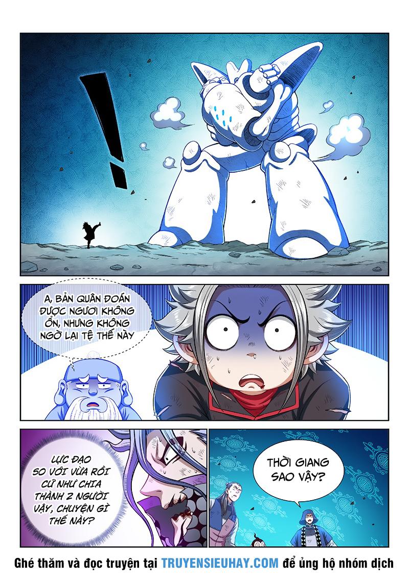 Ta Là Đại Thần Tiên chap 183 - Trang 4