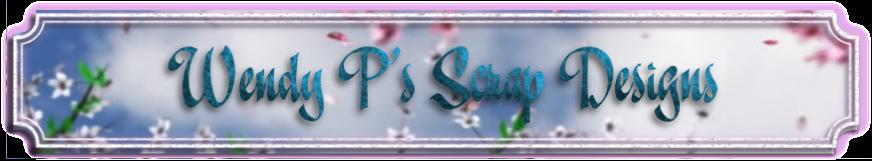 WendyP's Scrap Designs