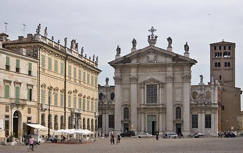 Resultado de imagen para Catedral de San Pedro mantua