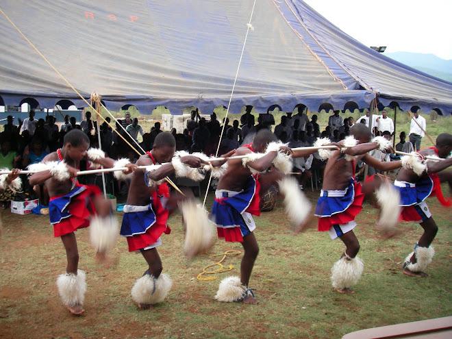 Sibhaca Tradition Dance