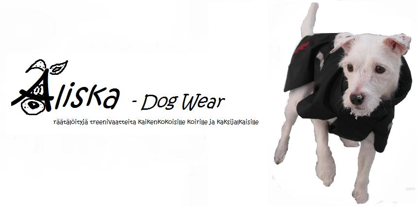 Aliska - Dog Wear