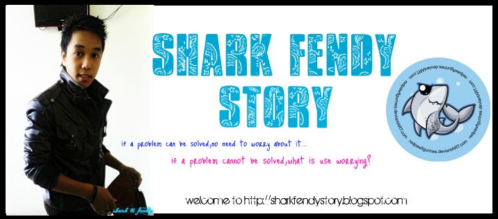 shark @ fendy story