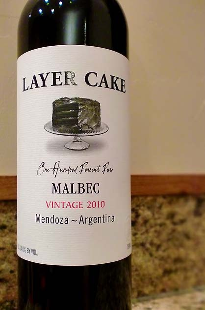 Layer Cake Wine Tasting Notes