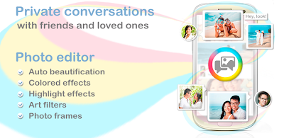 Photo chat and photo editor 1.17 Apk Files For Android