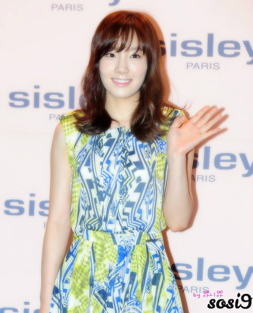 Taeyeon @ Sisley New Product Launching Event Tumblr_m7nrrqNl0y1r4oun7o1_500
