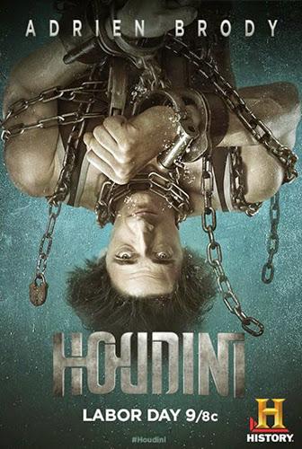 Houdini Miniserie (HDTV 720p Ingles Subtitulada) (2014)