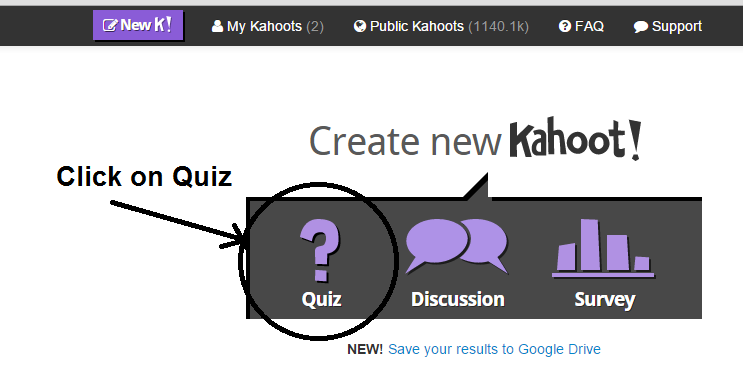 how to search for games on kahoot