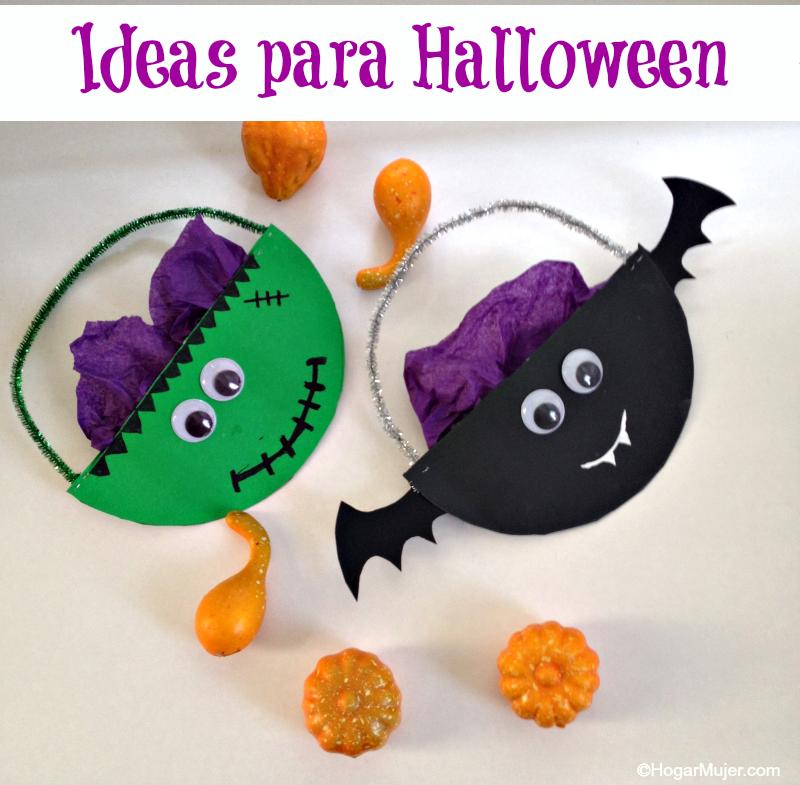 Hogar mujer - Ideas para hacer en halloween ...