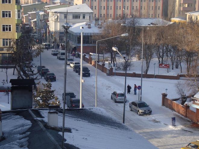 Ardahan'da Kış...