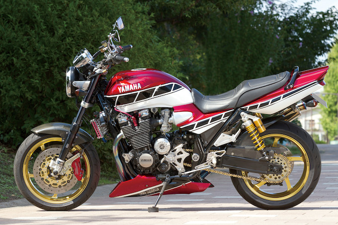 Planet Japan Blog: Yamaha XJR 1300 #1 by Red Motor
