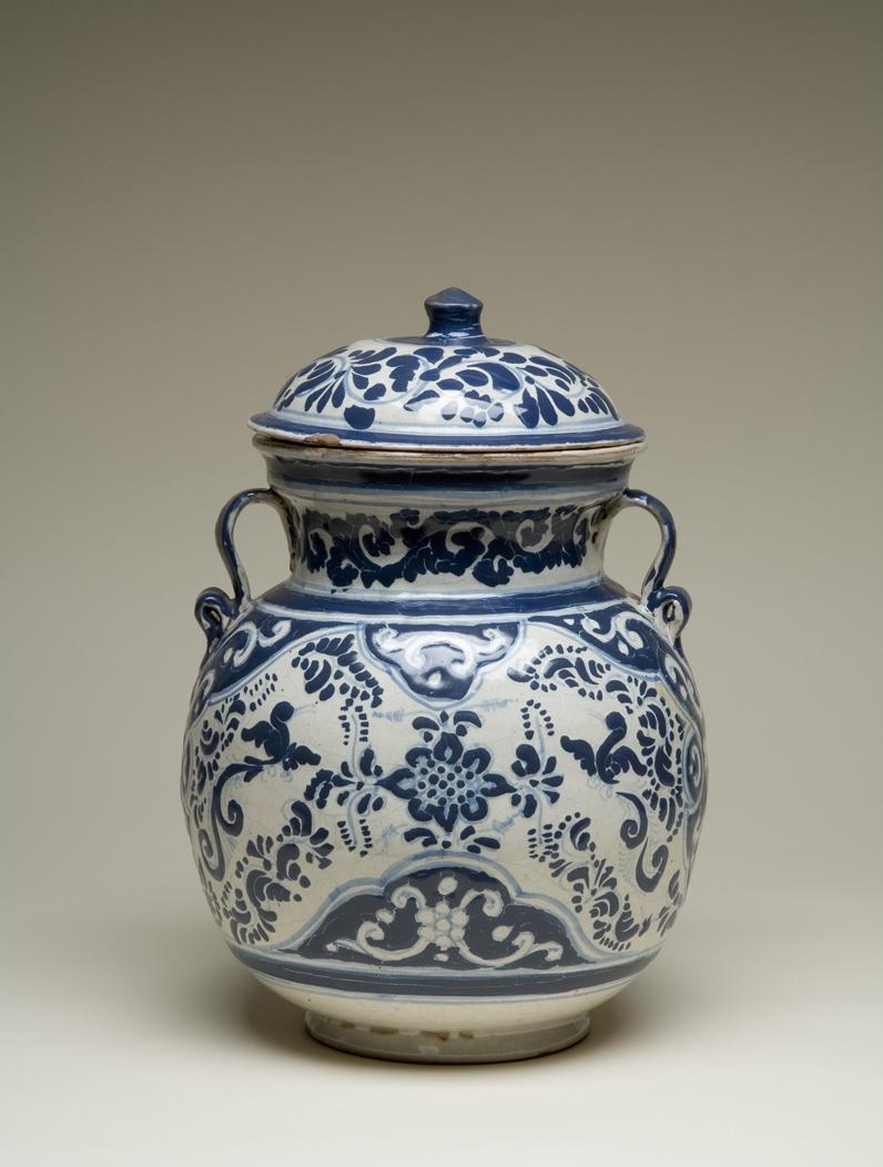 Del museo imaginario febrero 2011 for Ceramica talavera madrid