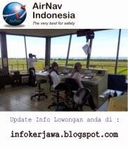 Lowongan Kerja Terbaru AirNav Indonesia