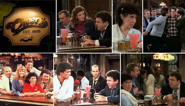 El bar daba nombre a la serie Cheers
