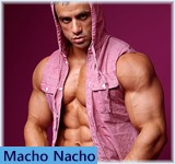 Macho Nacho - Back to Basics, MuscleHunks