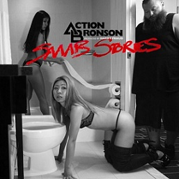 Action Bronson and Harry Fraud - Saab Stories (cover)